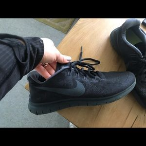 Nike free running shoes size 8.5